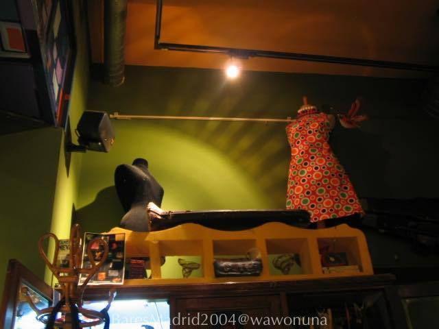 マドリッドのバル巡り/ Bares de Madrid 2004/ Centro Anticafé  #madrid #bares #マドリードのバル #マドリード #マドリッド #Anticafé