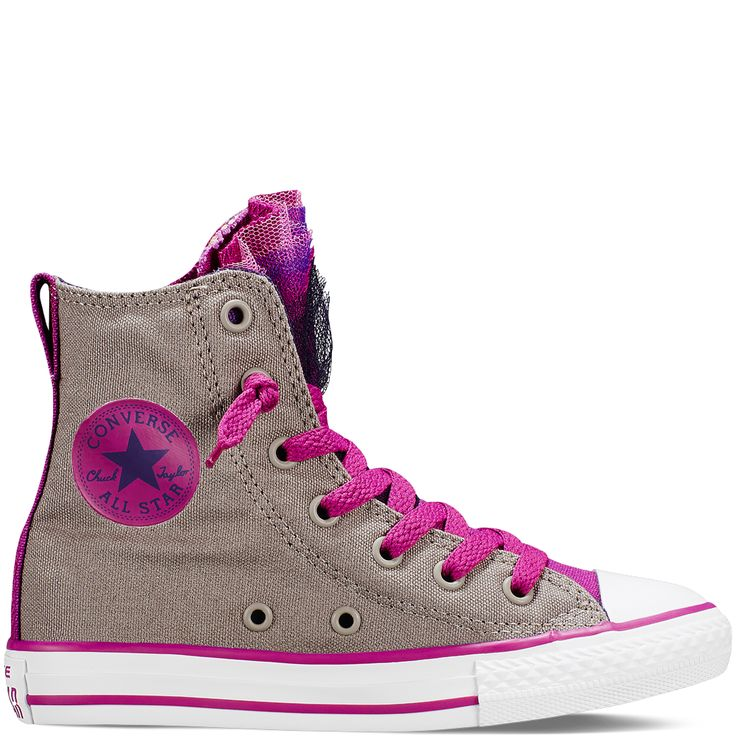 Converse - Chuck Taylor All Star Party Yth/Jr -Malt - Hi Top on