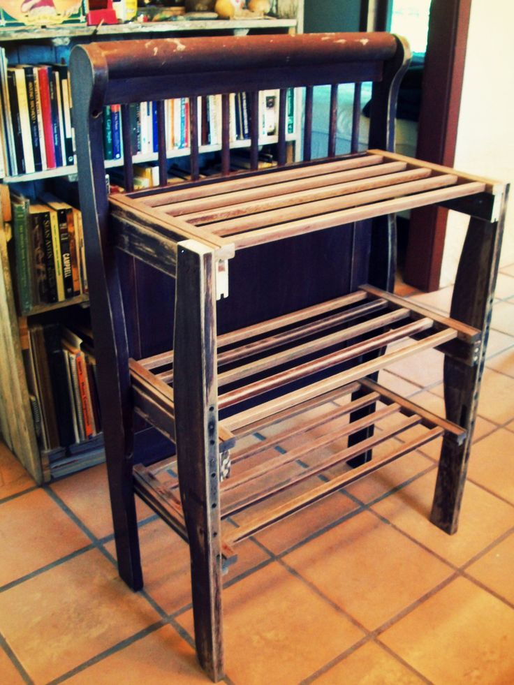 Reusing Crib Rails | ecogreenlove