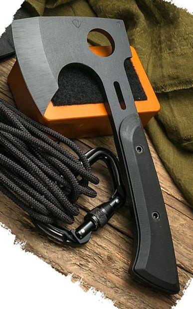 Medford Knives 967P10KO Bearded Hatchet Tactical Axe