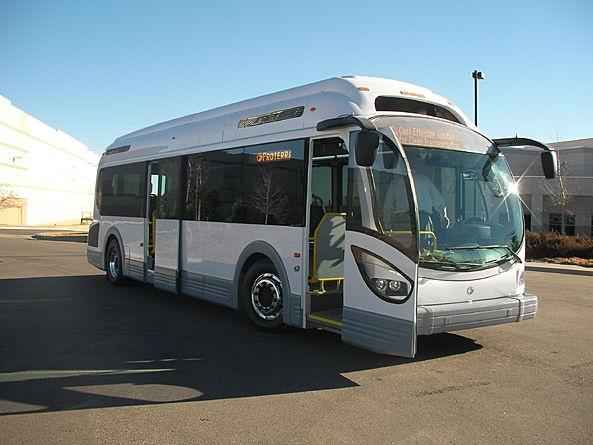 Bus Hydrogen Vehicles Alternative Transportation Electric Cars
