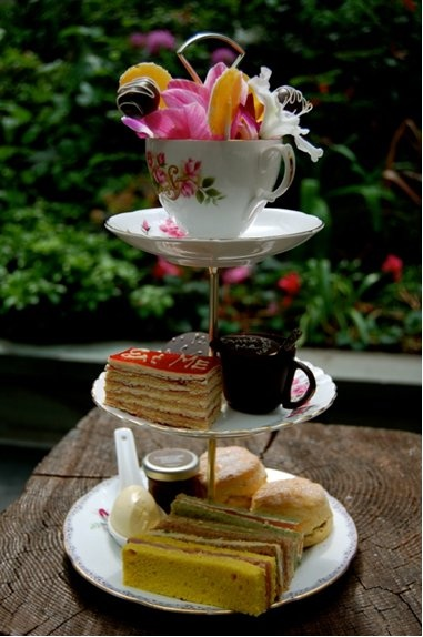 Mad Hatter's Afternoon Tea at the Sanderson Hotel, Oxford Street ... one I have YET to try!