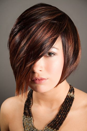 Choosing a shade of brown hair color