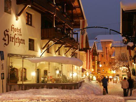 4* Hotel zum Hirschen in Zell am See in Austria