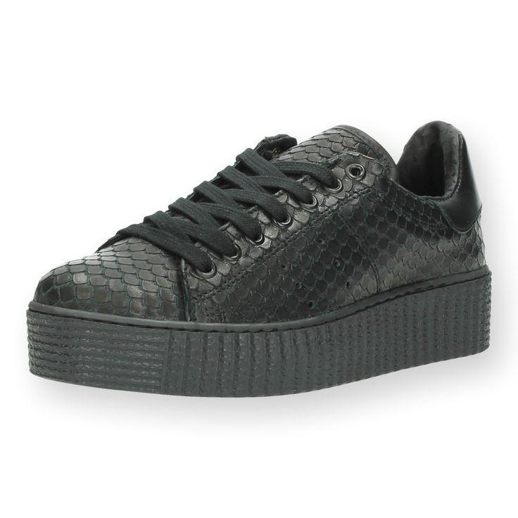 Zwarte sneakers Tango - Schoenen | Bent.be