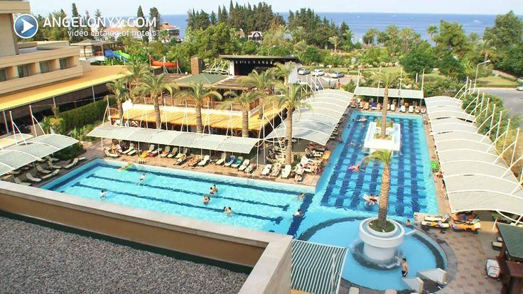 cool Crystal De Luxe Resort & Spa 5★ Lodge Kemer Turkey