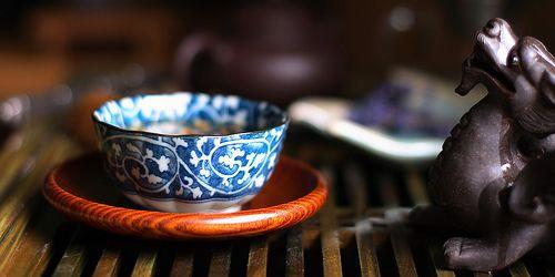 A beautiful tea bowl for enjoying a nice cuppa! ~ <3
