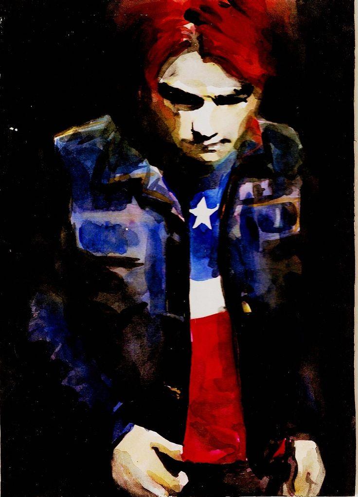 Woodchat Gerard Way by Artistfucking on DeviantArt