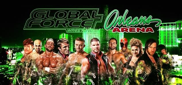 Global Force Wrestling Announces Four Divisions