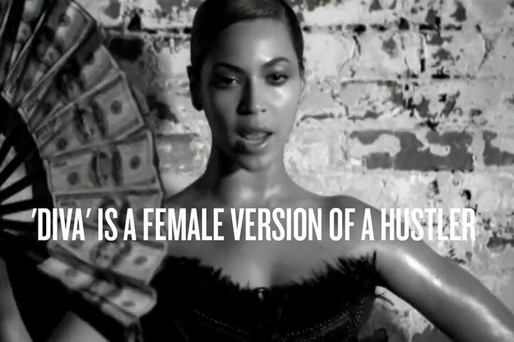 "NEW - Beyonce Lyrics Gallery - ""Diva"""