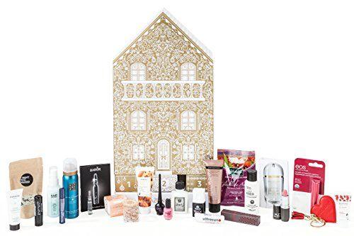 Der Ein Beauty Adventskalender mit hochwertigen Kosmetikprodukten bedeutet 24 kleine Freudenhüpfer bis Weihnachten. Trends und Klassiker - ein Adventskalender exklusiv nur bei unserem Partner Amazon.