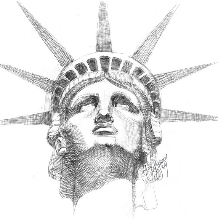 Google Image Result for http://3.bp.blogspot.com/-mNhZDmhpU-I/TjrvRCIaewI/AAAAAAAACZc/BT3UgJDT5vM/s1600/statue-of-liberty-face-sketch-drawing.jpg