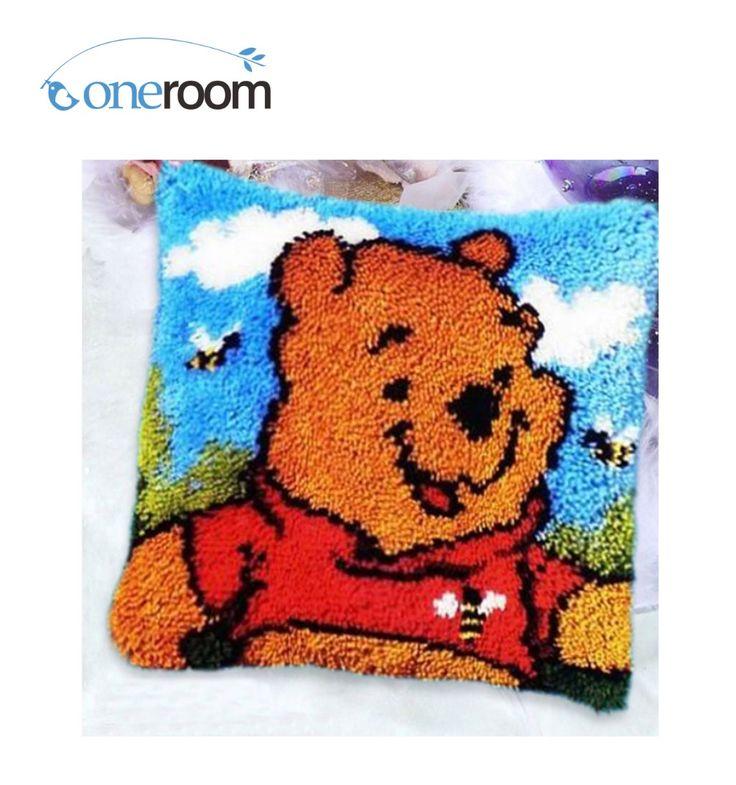 Winnie The Pooh Rug Making Kit Designs