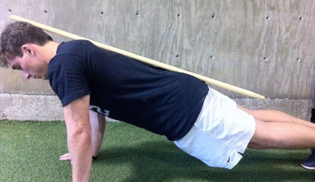 Improve Your Bench Press With Perfect Push-Up Form
