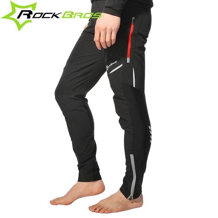ROCKBROS MTB Road Bike Pants Spring Summer Fall Cycling Pants Breathable Loose Pants Cycling Pants Bicycle Trouser RK0032