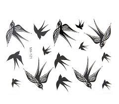 Znalezione obrazy dla zapytania swallow tattoo
