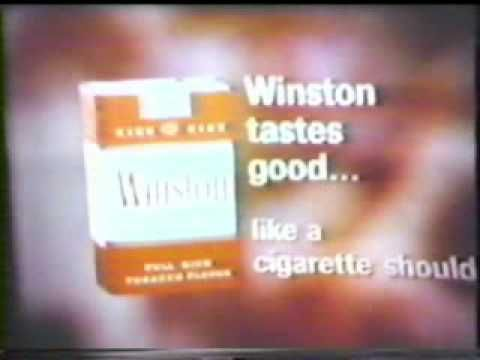 vintage cigarette tv commercials