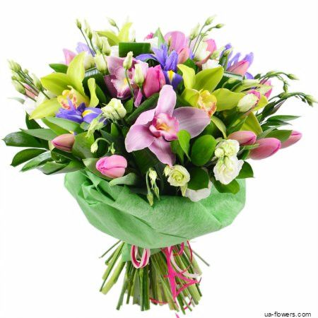 Extravagant bouquet