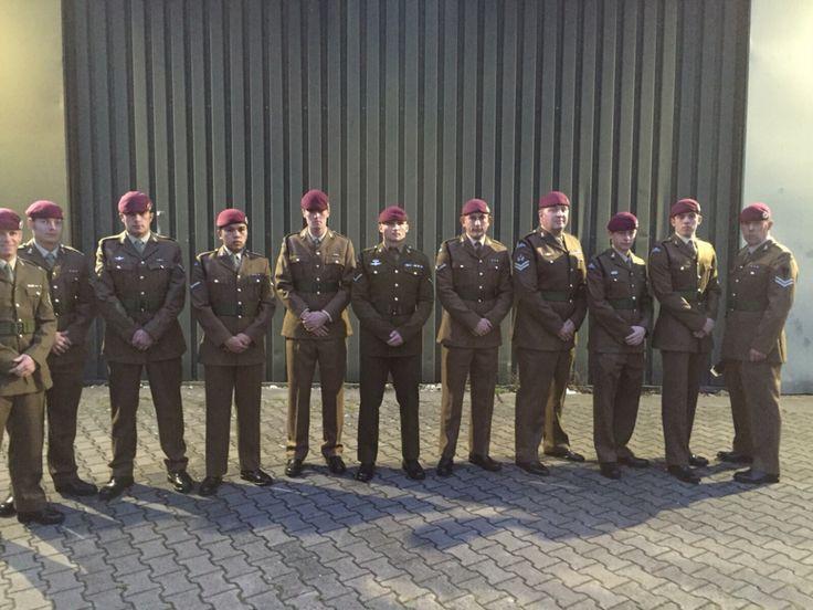 Germany dec 2015. Airborne!
