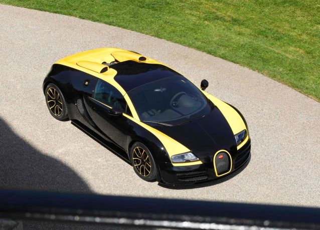 Charmant Fullthrottleauto: Bugatti Veyron Grand Sport Roadster U201cVitesseu201d U201cOne Of  Oneu201d (FT)