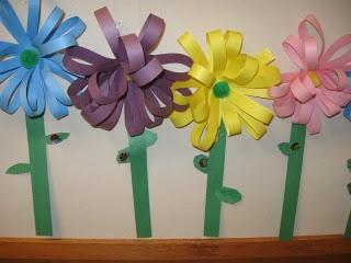 PATTIES CLASSROOM: April Showers Bring Spring Flowers