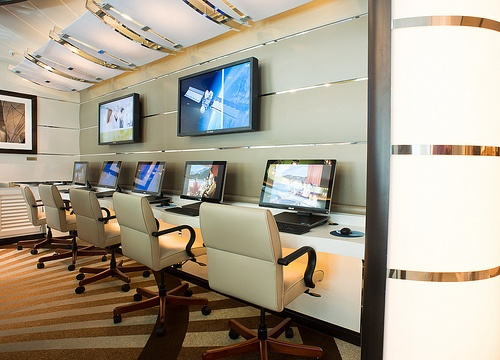 Royal Princess Internet Cafe