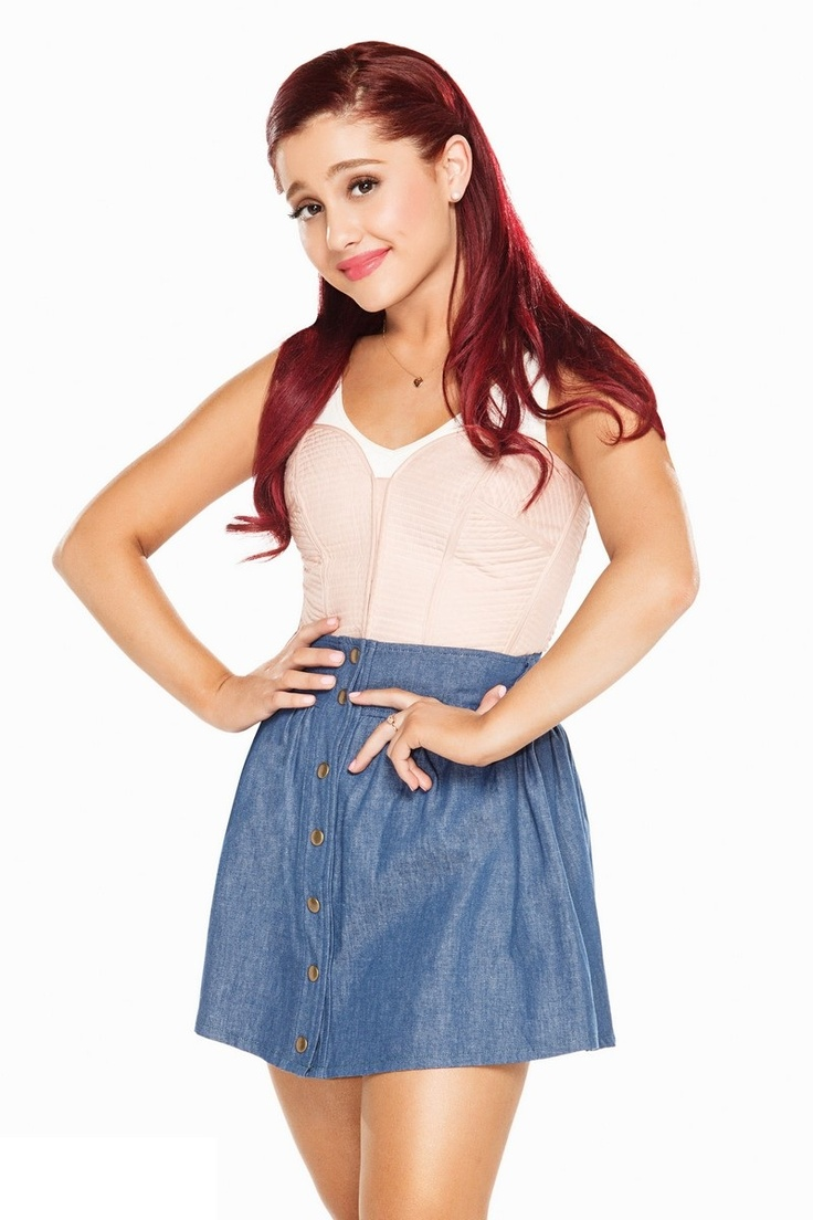 Ariana Grande - Victorious Season 3 Promos | Outfits | Pinterest | See best ideas about Ariana ...