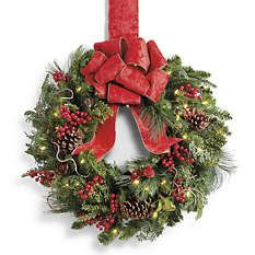 Best 25+ Artificial christmas wreaths ideas only on ...