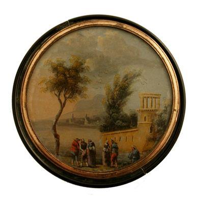 Admiral Horatio Nelson's snuff box