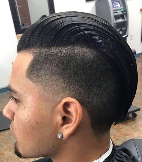47 Stylish Undercut Hairstyles for Classy Men [2019 TOP