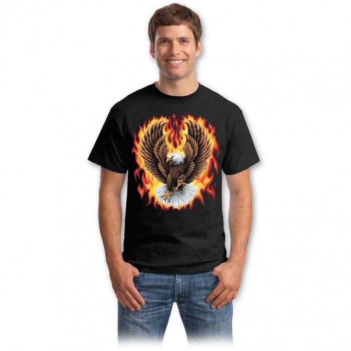 Tricouri cu vulturi – Tricou Eagle