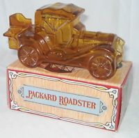 AVON VINTAGE  PACKARD ROADSTER CAR OLAND COLOGNE  MIB