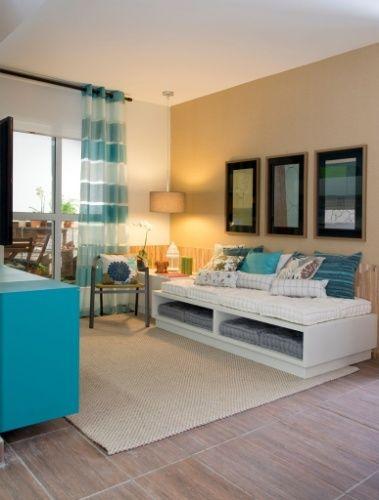 Sem ideias para decorar? Veja livings compactos e aconchegantes - BOL Fotos - BOL BOL