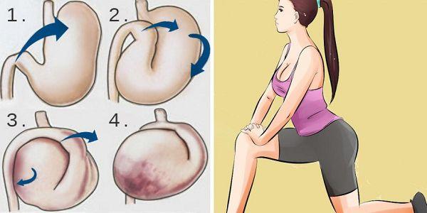 6 postures de yoga pour lutter contre les ballonnements, améliorer la digestion et réduire la graisse abdominale.