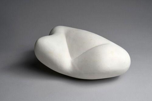 Jean Arp - Sculpture of a letter, 1961