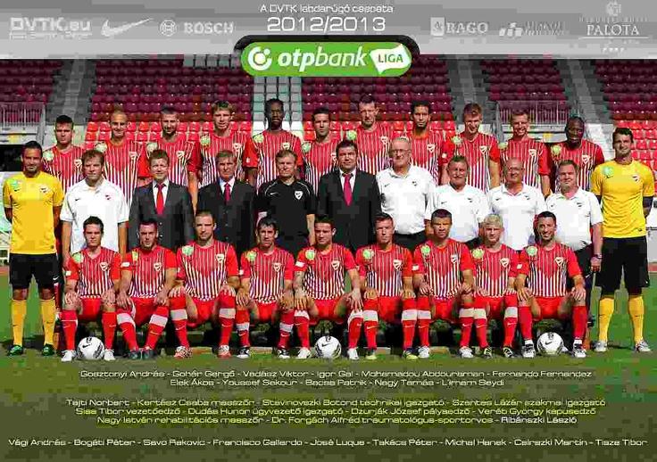 DVTK 2012/2013 ősz