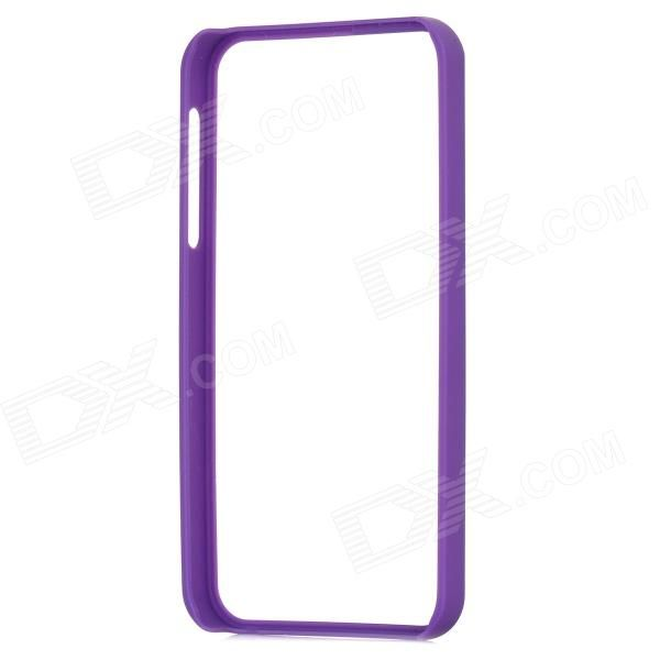 Quantity: 1 Piece; Color: Purple; Material: Plastic; Type: Bumper Cases; Compatible Models: Iphone 5; Other Features: The protective bumper frame is specifically designed for Iphone 5; The bumper can provide shock protection to the 4 side faces of your Iphone 5; perfect to protect your Iphone 5 from shock and abrasion; Packing List: 1 x Bumper frame; http://j.mp/1ljAsMp
