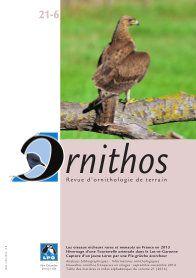 La revue trimestrielle des ornithologues de terrain propose des articles et des notes traitant de l'observation, de l'identification, du statut et de la biologie des oiseaux de France et d'Europe. BU LILLE 1 COTE 598(05)ORN http://catalogue.univ-lille1.fr/F/?func=find-b&find_code=SYS&adjacent=N&local_base=LIL01&request=000181227
