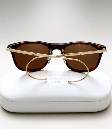 Cutler & Gross for Martin Margiela 2012 Sunglasses Collection | Anchor Division
