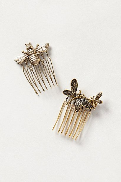 Ornate pins for an elegant updo. | Downton Abbey, as seen on Masterpiece PBS