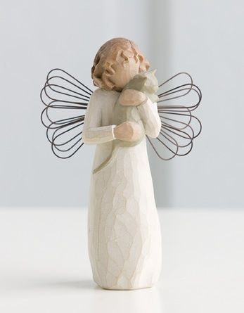 With Affection – Willow Tree figurine Susan Lordi