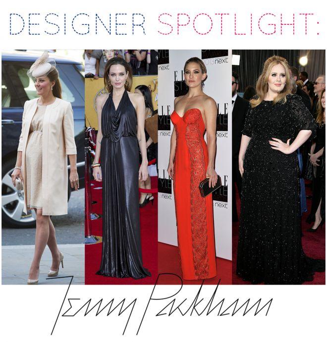 Designer Spotlight: Jenny Packham - designer to Hollywood's leading ladies