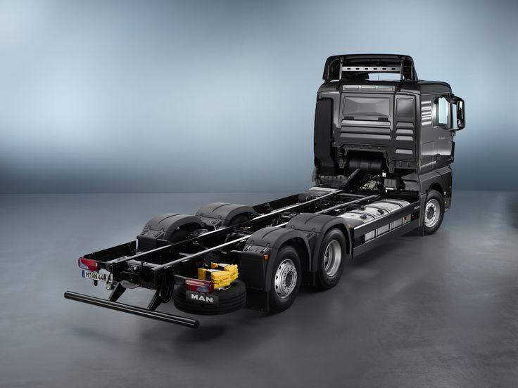 MAN TGX 26.440 6×2 XL Fahrgestell '2007–12