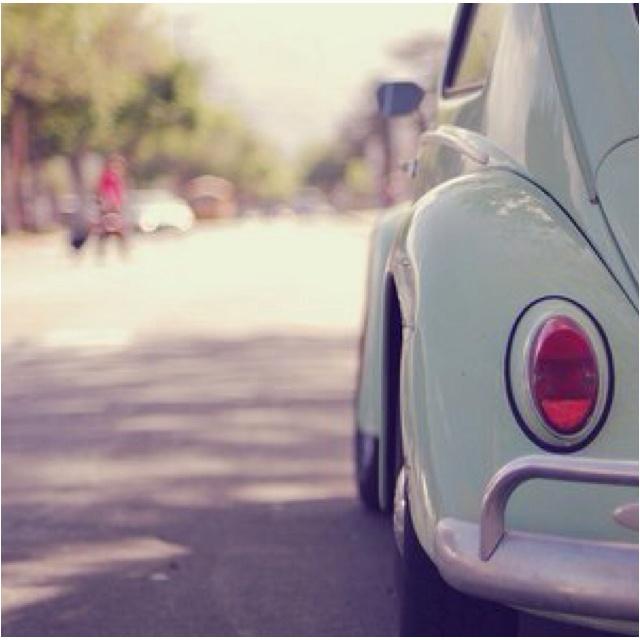 Classic Wolkswagen Beetle