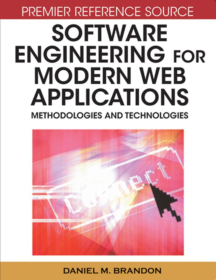 I'm selling Software Engineering for Modern Web Applications: Methodologies and Technologies - $50.00 #onselz