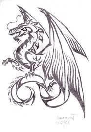Obrázek draka...
