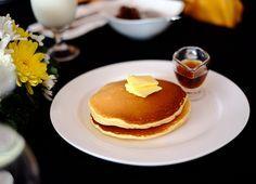 Pravé americké pancakes
