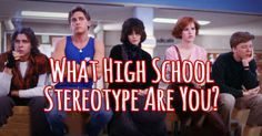 What High School Stereotype Are You? | Quiz Social I got bookworm, which is true, but the description is not.