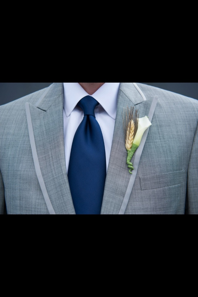 Our Groomsmen colors