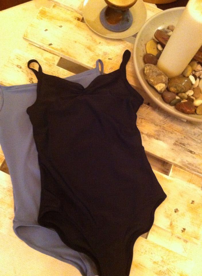 second ballet gym clothes..